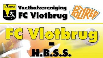 FC Vlotbrug - H.B.S.S.